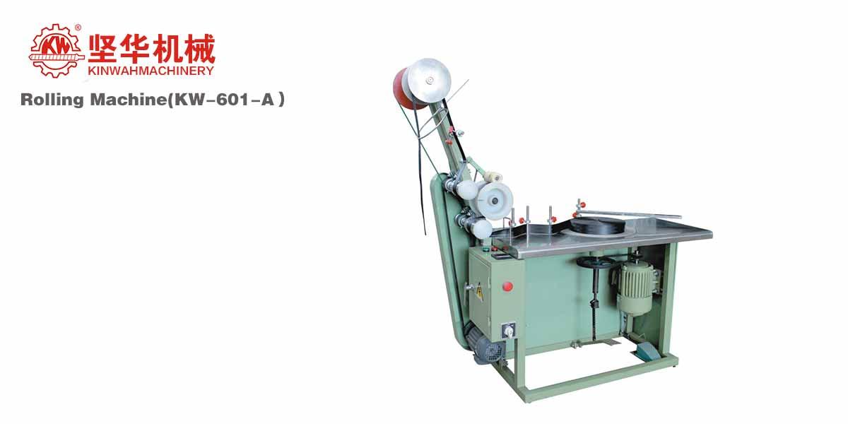 Rolling Machine KW-601-A