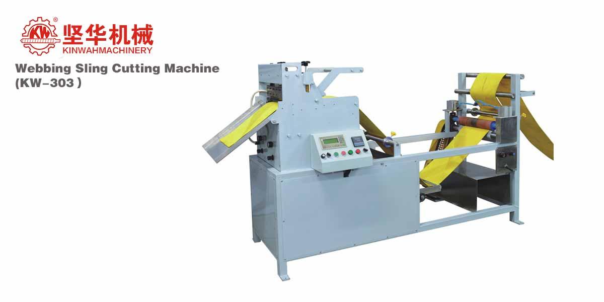 Webbing Sling Cutting Machine KW-303